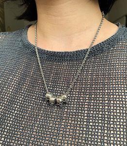 The Gothic Skull Necklace