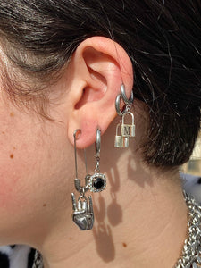 The Rock n Roll Earrings