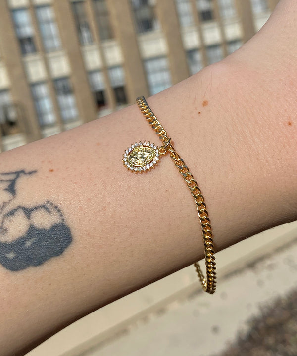 The Gold Baby Bling Bracelet