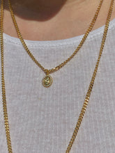 Load image into Gallery viewer, The Gold Baby Bling Necklace