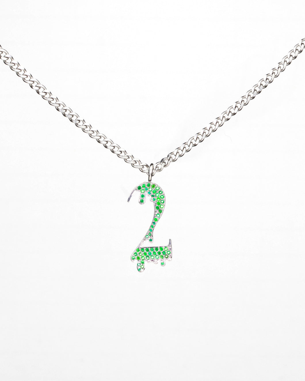 The Slime Number Pendant