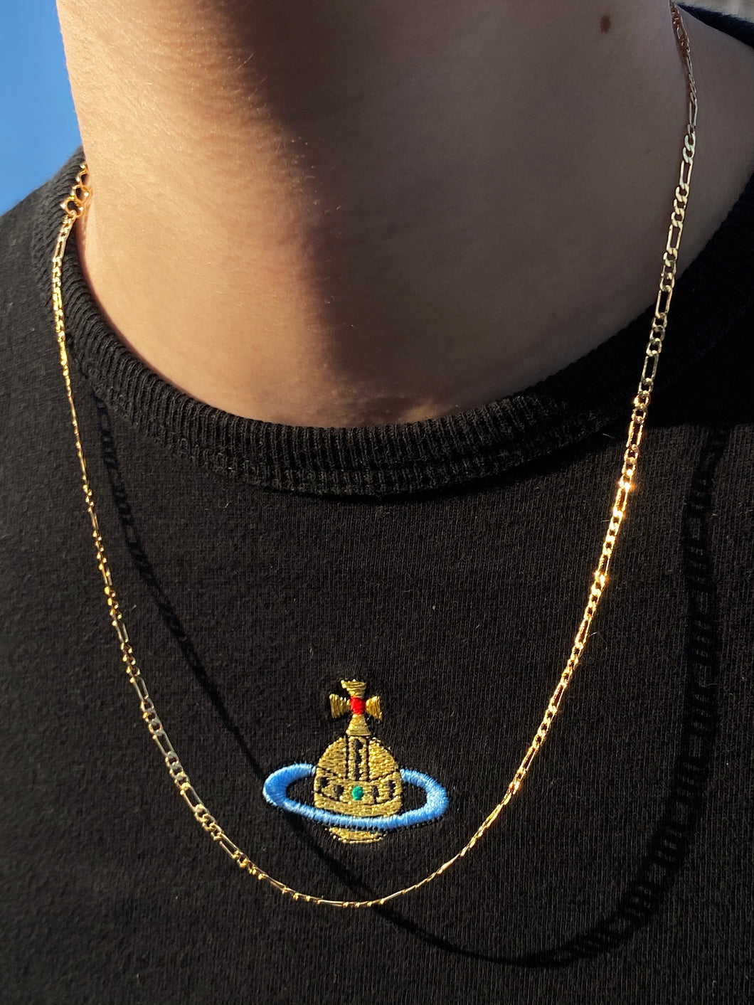 The Gold Classic Chain