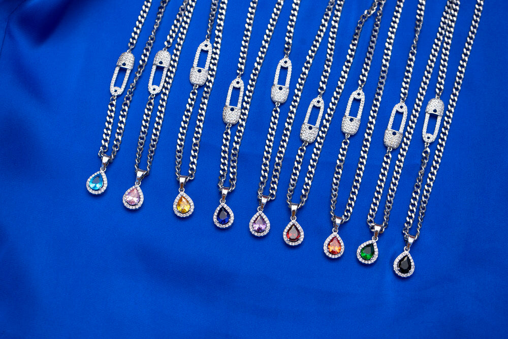 The TearDrop Chain
