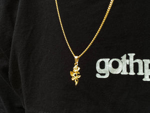 The Gold Rose Chain