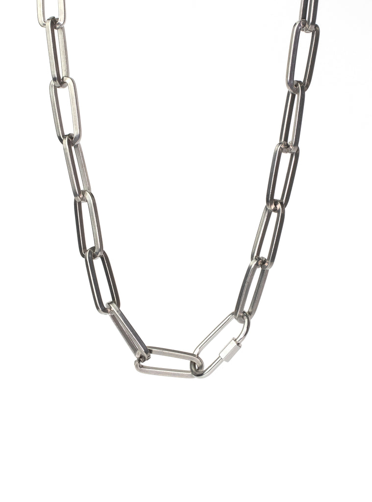The Silver Raggiante Chain