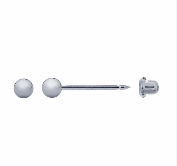 Stainless Steel Piercing Ball 3mm