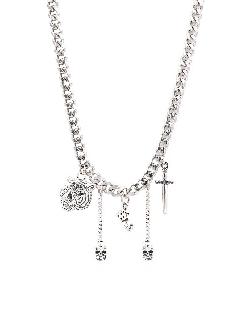 The Charm Necklace (Customizable)