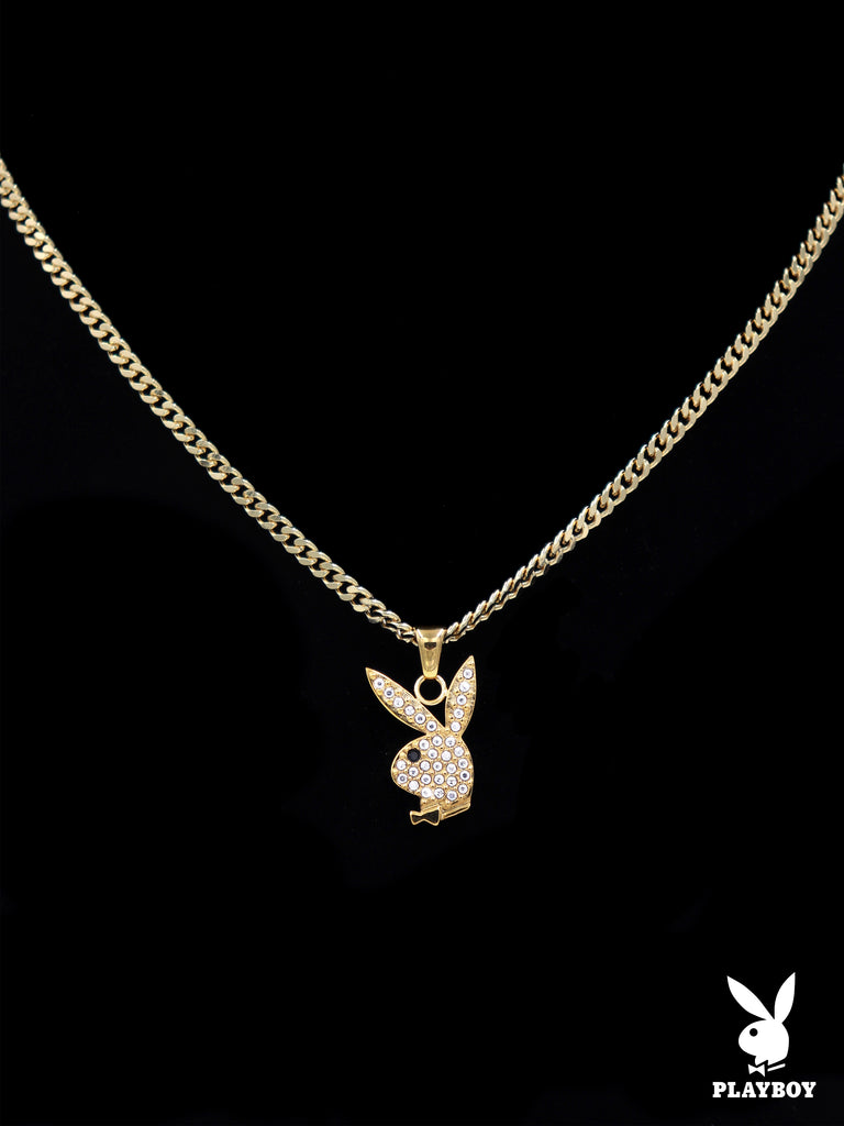 The Gold Dainty Playboy Chain