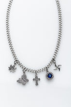 Load image into Gallery viewer, The Bling Charm Necklace