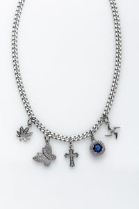 The Bling Charm Necklace