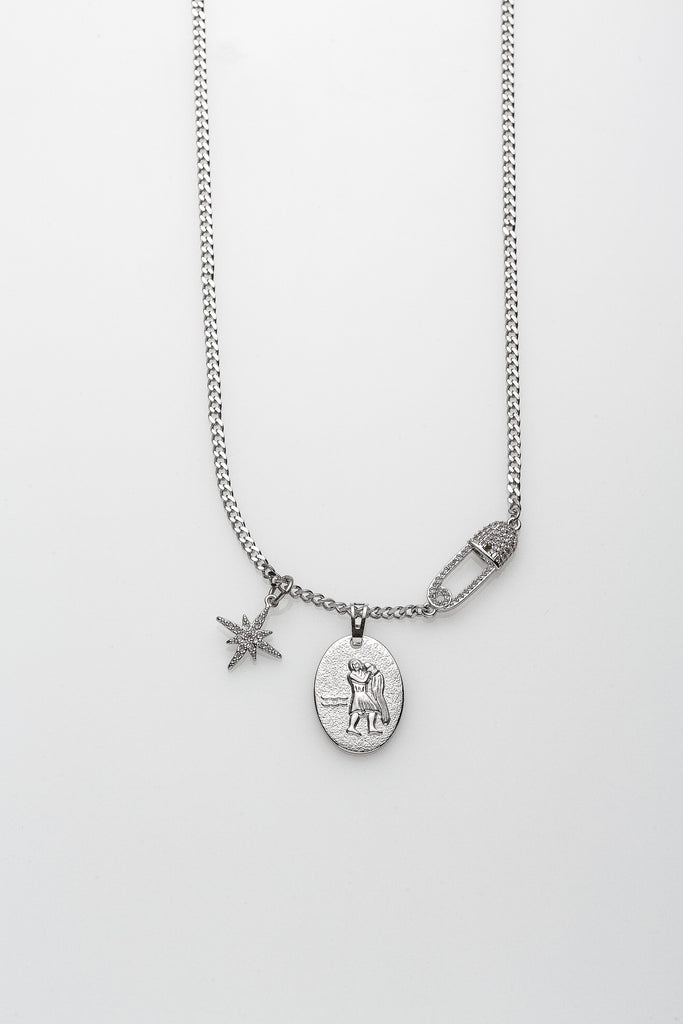The Safety Zodiac Necklace