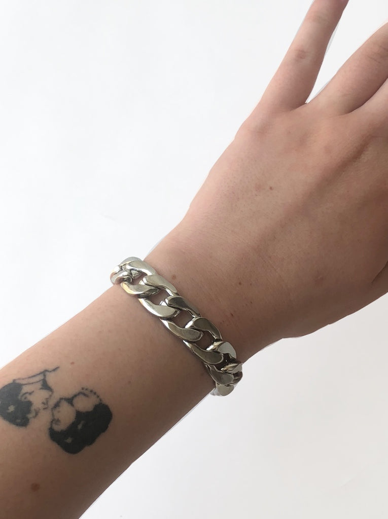 The XL Curb Bracelet