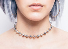 Load image into Gallery viewer, Tokyo Big Ball Chain Choker