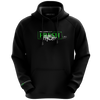 YOUTH FRESH 4 MILLION HOODIE - BLACK