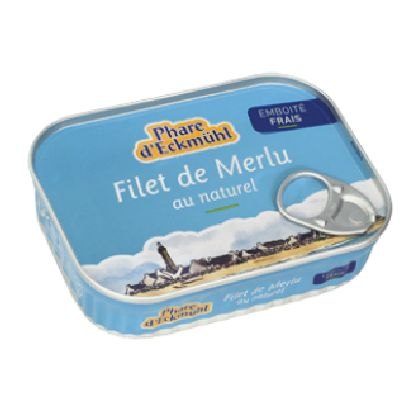 Filets Merlu** Au Naturel 83 G Phare