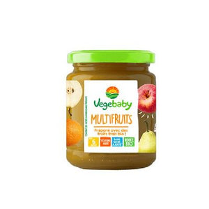 Vegebaby Pot Multifruits 120 G