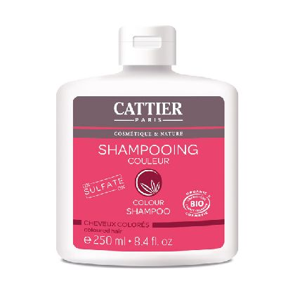 Shampoing Couleur 250ml Cattier