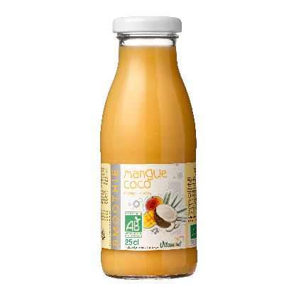 Smoothie Mangue Coco 250 Ml Vitamont