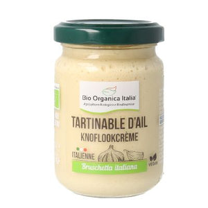 Tartinable Ail 140g Biorganica