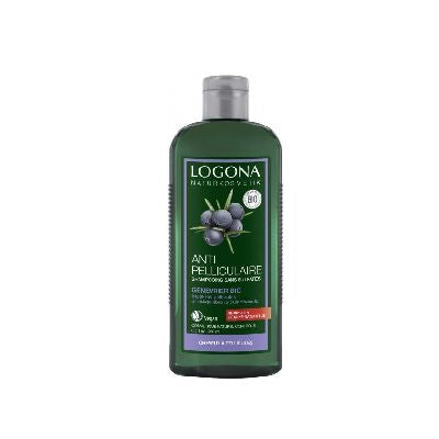 Shamp Genevrier 250 Ml Logona