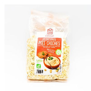 Flocons Pois Chiches 350G Celnat