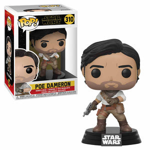 Star Wars - Episode IX - Poe Dameron Pop! Vinyl Figure