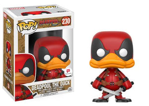 Marvel - Deadpool - Deadpool the Duck - Pop! Vinyl Figure