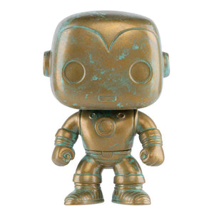 Marvel - 80th Anniversary Iron Man Patina Pop! Vinyl Figure