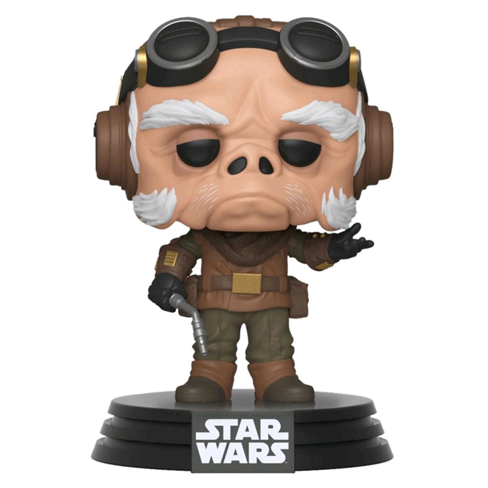 Star Wars - The Mandalorian - Kuiil Pop! Vinyl Figure