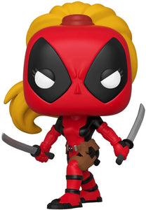 Marvel - Deadpool - Lady Deadpool Special Edition - Pop! Vinyl Figure