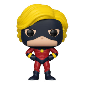 Marvel - Captain Marvel - Mar-Vell 1st Appearance 80th Anniversary NYCC19 Pop! Vinyl Figure