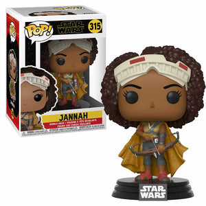 Star Wars - Episode IX - Jannah Pop! Vinyl Figure