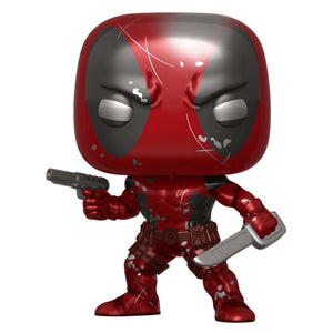 Marvel - Deadpool - Deadpool 1st Appearance Metallic 80th Anniversary Pop! Vinyl Figure