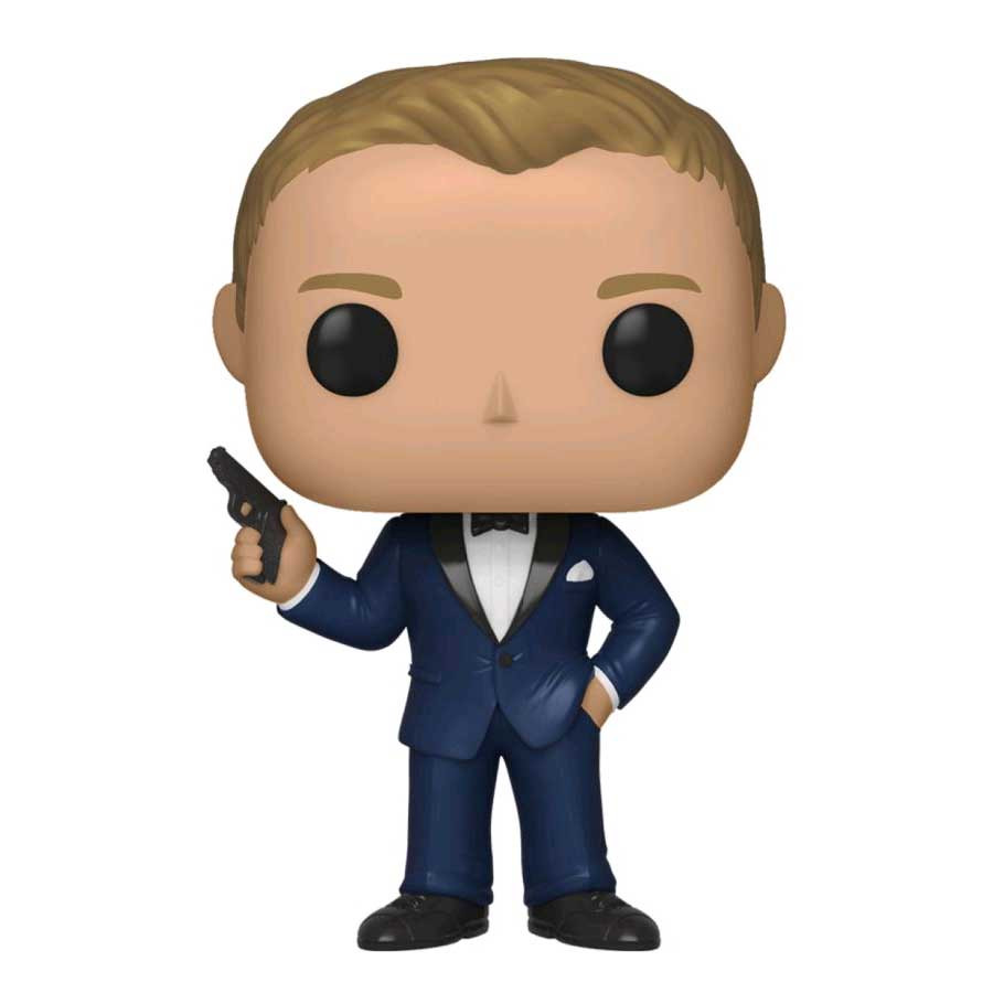 007 - James Bond from Casino Royale - Pop! Vinyl Figure