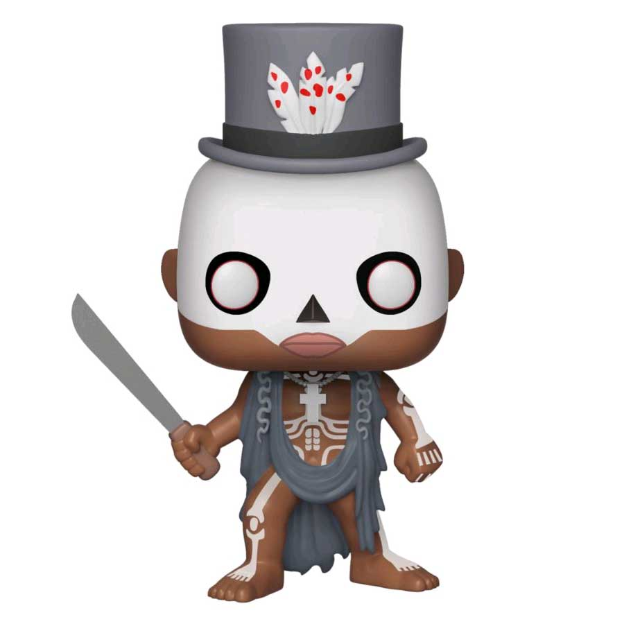 007 - James Bond - Baron Samedi Pop! Vinyl Figure