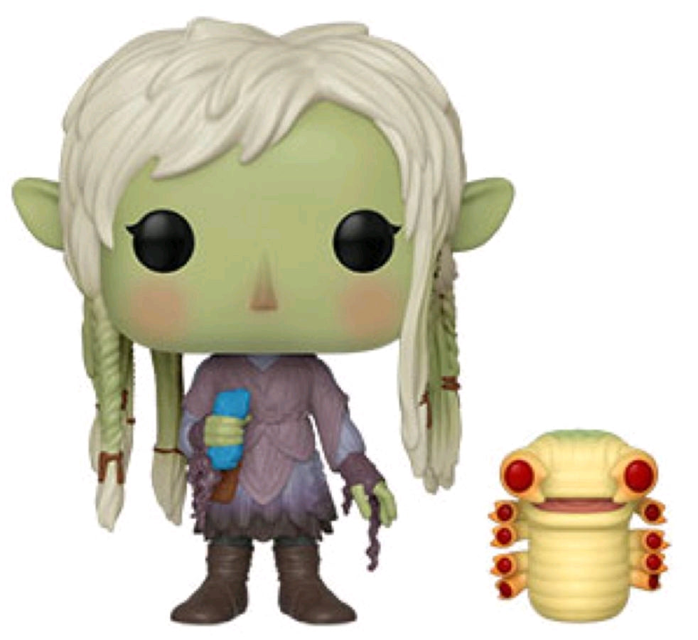 The Dark Crystal: Age Of Resistance – Deet with Baby Nurlock Pop! Vinyl Figure #859