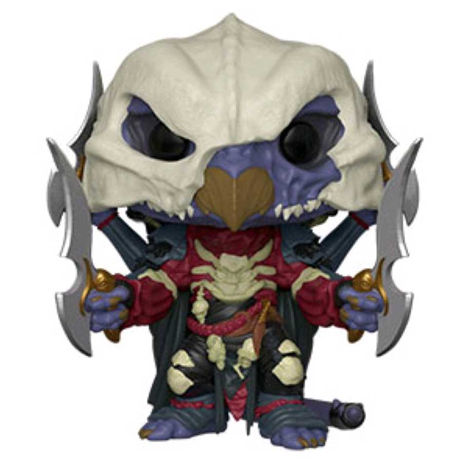 The Dark Crystal: Age Of Resistance – Hunter Skeksis Pop! Vinyl Figure #862