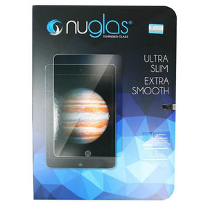 Nuglas Premium iPad Air 1 2 and Pro 9.7 Tempered Glass Screen Protector (Clear)