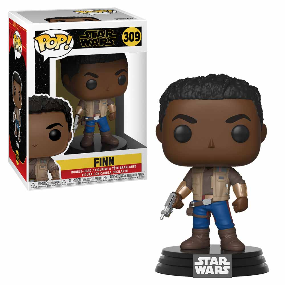 Star Wars - Episode IX - Finn Pop! Vinyl Figure