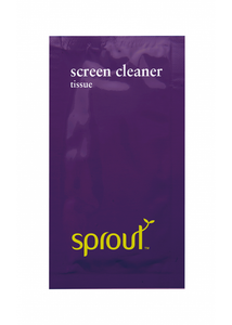 Sprout Screen Cleaning Wipes 20pk