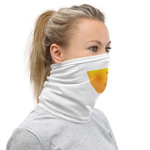 Neck Gaiter Emoji Blowing Kisses