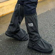 Load image into Gallery viewer, High Top Waterproof Shoes Covers For Rain, Snow, Foot cover protection