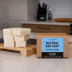 Spa Blend Castile Bar Soap (6)