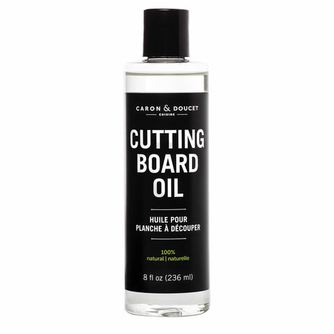 Cutting Board Conditioning Oil, 236 ml