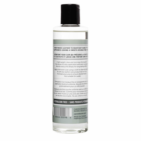 Leather Conditioning & Cleaning Oil, 8 oz