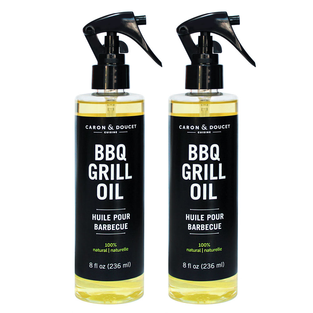 BBQ Grill Cleaning Oil, 2 Pack