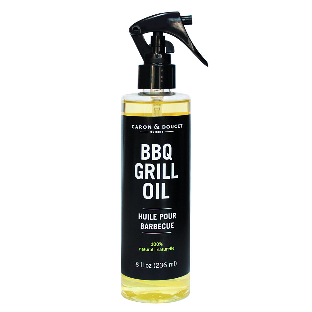 BBQ Grill Cleaning Oil (12/Case)