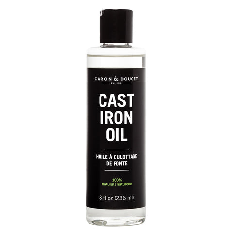 Cast Iron Seasoning Oil, 236 ml