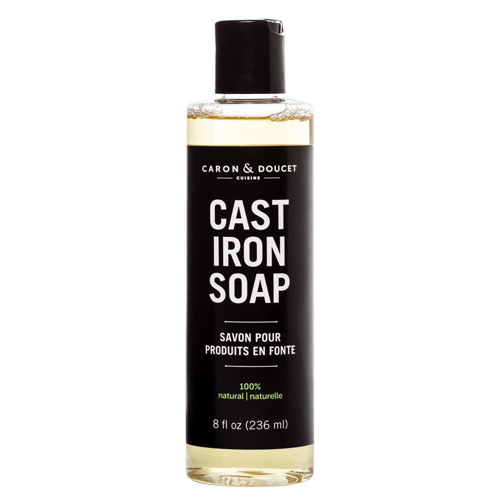 Cast Iron Cleaning Soap, 8oz
