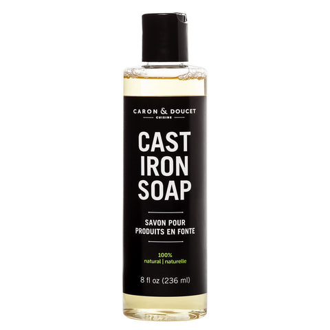 Cast Iron Cleaning Soap, 236 ml